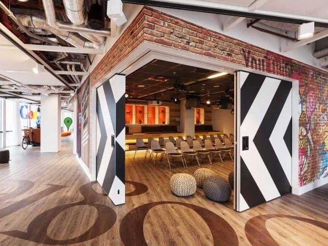 משרדי גוגל באמסתרדם