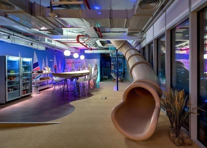 משרדים - google